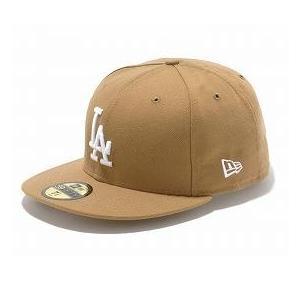 お取り寄せ MLB ドジャース キャップ/帽子 ウィート/ホワイト ニューエラ 5950 Custom Color キャップ|mlbshop