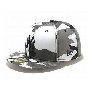 お取り寄せ MLB ヤンキース キャップ/帽子 アーバンカモフラージュ/ブラック ニューエラ 5950 Custom Color キャップ|mlbshop