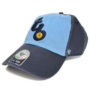 MLB レイズ キャップ/帽子 ゲーム 47ブランド Cleanup Adjustable キャップ|mlbshop
