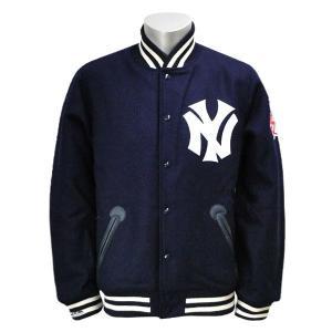 【決算セール】MLB ヤンキース ジャケット 1961-NY ミッチェル&ネス Authentic Wool ジャケット|mlbshop
