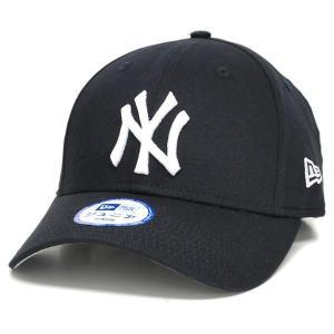 MLB ヤンキース キャップ/帽子 ジュニア用 ニューエラ Twill Cotton キャップ mlbshop