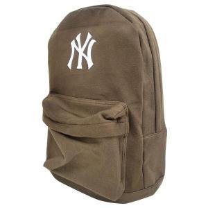 お取り寄せ MLB ヤンキース リュック/バックパック メンズ ブラウン イーカム/E-come スウェット Daypack|mlbshop