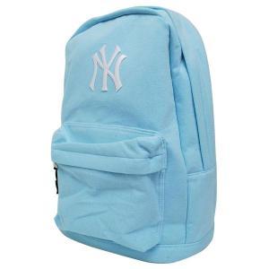 お取り寄せ MLB ヤンキース リュック/バックパック メンズ ブルー イーカム/E-come スウェット Daypack|mlbshop