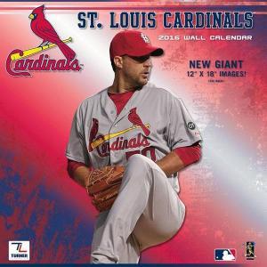 MLB カージナルス カレンダー ターナー/Turner (2016 12×12 TEAM WALL CALENDAR)|mlbshop
