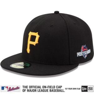 【セール】MLB パイレーツ キャップ/帽子 2015 Postseason Authentic On-Field 59FIFTY キャップ New Era mlbshop