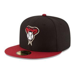 MLB ダイヤモンドバックス 2016 オーセンティック ダイアモンド エラ 59FIFTYキャップ/帽子  ニューエラ/New Era|mlbshop