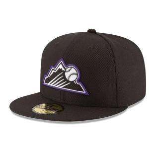 MLB ロッキーズ 2016 オーセンティック ダイアモンド エラ 59FIFTYキャップ/帽子  ニューエラ/New Era|mlbshop