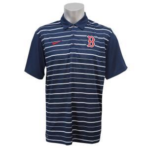 MLB レッドソックス DRI-FIT ポロシャツ ナイキ/Nike|mlbshop