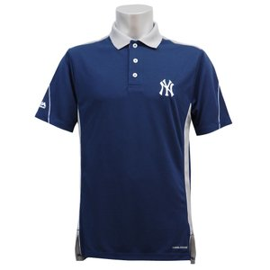 MLB ヤンキース トゥ ザ テンス パワー ポロシャツ マジェスティック/Majestic|mlbshop