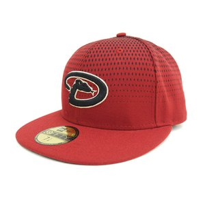 【セール】MLB ダイヤモンドバックス オーセンティック パフォーマンス オンフィールド キャップ/帽子 ニューエラ/New Era【500円引き】|mlbshop