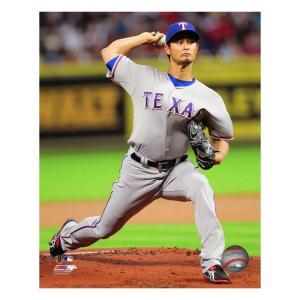 MLB レンジャーズ ダルビッシュ有 2013 アクション フォト フォトファイル/Photo File mlbshop