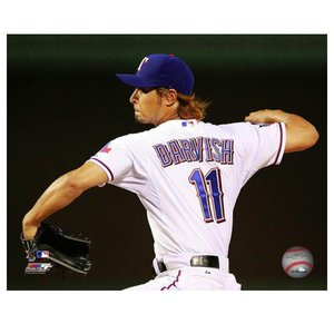 MLB レンジャーズ ダルビッシュ有 2012 アクション フォト フォトファイル/Photo File mlbshop