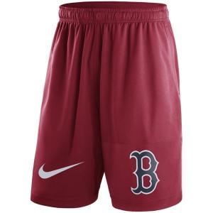 お取り寄せ MLB レッドソックス ドライ ショーツ ナイキ/Nike レッド mlbshop
