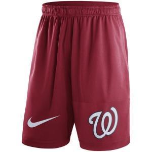 お取り寄せ MLB ナショナルズ ドライ ショーツ ナイキ/Nike レッド mlbshop