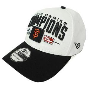 MLB ジャイアンツ 2014 ワールドチャンピオン ロッカールーム キャップ/帽子 ニューエラ/New Era|mlbshop