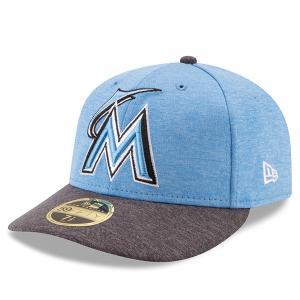 お取り寄せ MLB マーリンズ 2017 ファザーズデー ロープロファイル 59FIFTY キャップ/帽子 ニューエラ/New Era|mlbshop