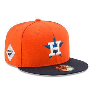 MLB アストロズ 2017 ワールドシリーズ進出記念 サイドパッチ 59FIFTY キャップ/帽子 ニューエラ/New Era オルタネート|mlbshop