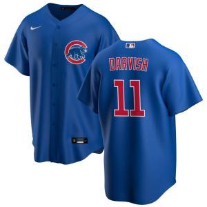 MLB ダルビッシュ有 シカゴ・カブス ユニフォーム/ジャージ 2020 レプリカ ナイキ/Nike ロイヤル|mlbshop
