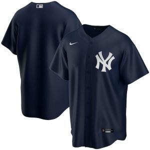 MLB ヤンキース ユニフォーム 2020 Team レプリカジャージ ナイキ/Nike ネイビー|mlbshop