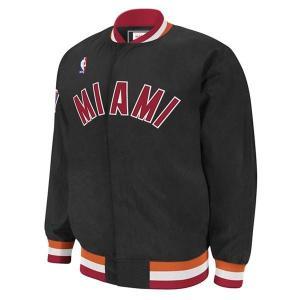 NBA ヒート ジャケット 1996-97 ミッチェル&ネス Authentic Warm Up ジャケット