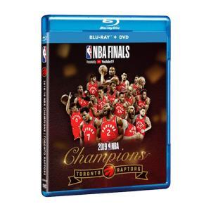 NBA トロント・ラプターズ 2019 チャンピオンズ DVD & Blu-ray コンボ NBA