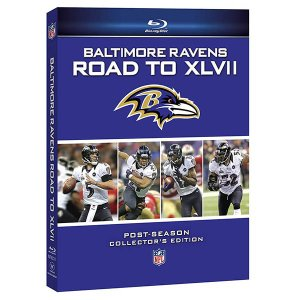 NFL レイブンズ 第47回 スーパーボウル ブルーレイ/Blu-ray コレクターズ エディション