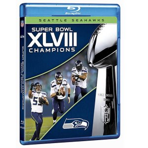 NFL シーホークス 第48回 スーパーボウル 優勝記念 ブルーレイ/Blu-ray