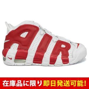 スコッティ・ピッペン エア モア アップテンポ GS AIR MORE UPTEMPO GS ナイキ/Nike ホワイト/ジムレッド 415082-100 レアモデル バッシュ mlbshop