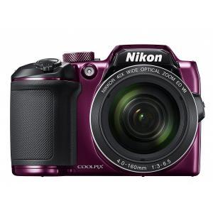 Nikon デジタルカメラ COOLPIX B500 プラム B500PU|mlf