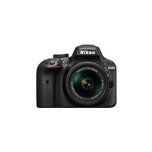 Nikon デジタル一眼レフカメラ D3400 AF-P 18-55 VR レンズキット ブラック D3400LKBK|mlf