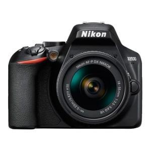 Nikon デジタル一眼レフカメラ D3500 AF-P 18-55 VR レンズキット D3500LK mlf
