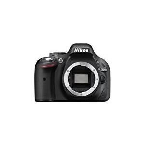 Nikon デジタル一眼レフカメラ D5200 ボディー ブラック D5200BK|mlf