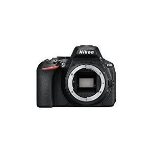 Nikon デジタル一眼レフカメラ D5600 ボディー ブラック D5600BK|mlf