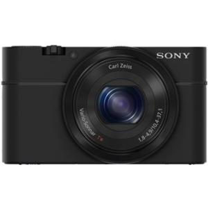 SONY デジタルカメラ DSC-RX100 ブラック Cyber-shot DSC-RX100|mlf