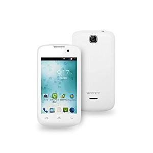 geanee FXC-35 SIMフリースマートフォン 2スロット搭載 テザリング|mlf