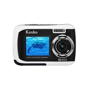 Kenko デュアルモニターデジタルカメラ DSC880DW|mlf