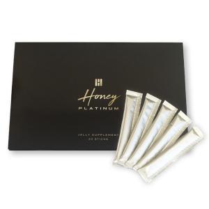 Honey PLATINUM(ハニー プラチナム)(最高級ハチミツ/シトルリン/牡蠣肉エキス/亜鉛酵...