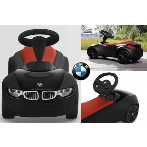 BMW純正 ベビーレーサー3 ブラック/オレンジ 乗用玩具 プレゼント Kid's Collection|mline