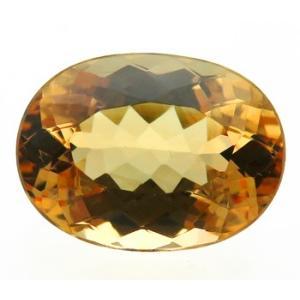 通常のトパーズより(OH)が多い ブラジル産/ 4.05ct 11.3x8.3x5.5mm/ 宝石名...