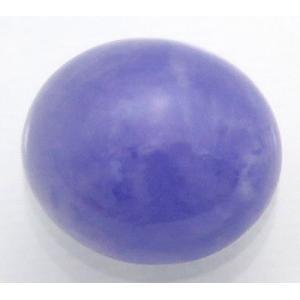 12687 バイオレットジェダイト ルース 0.82ct 珍しい極めて濃い紫のラベンダーヒスイ: 瑞浪鉱物展示館 【送料無料】|mm-museum