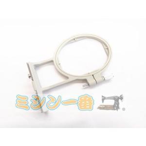 ブラザー 刺しゅう枠 EF61 2×6cm mm1
