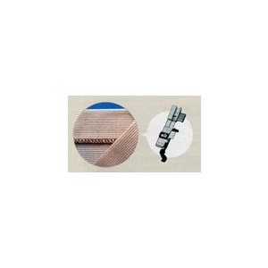 ジャガー ロックミシン専用 まつり縫い押え|mm1