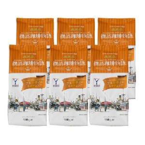横濱珈琲物語 フルーティーモカブレンド180gパック 6パックセット|mmc-coffee