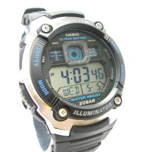 【7年保証】カシオメンズ 男性用腕時計 SPORTS GEAR  【AE-2000W-1AJF】(国内正規品) mmco