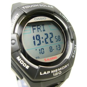 【7年保証】カシオ タフソーラー男女兼用腕時計 SPORTS GEAR  【LW-S200H-1AJF】(国内正規品) mmco