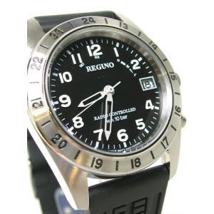 【7年保証】シチズン腕時計 レグノ  ソーラーテック 電波時計 【RS25-0473H】|mmco