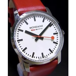 【7年保証】送料無料!モンディーン 腕時計 ユニセックス シンプリィ エレガント ケース幅36mm〔A672.30351.11SBC〕 (国内正規品)【02P27Sep14】 mmco