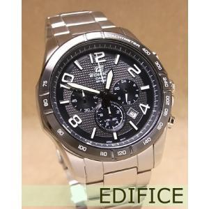 【7年保証】カシオ メンズ 男性用腕時計 EDIFICE! 多機能クロノグラフ 【EFR-516DJ-1A7JF】(国内正規品)|mmco