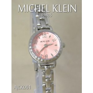 【7年保証】MICHEL KLEIN [ミッシェル クラン]  レディース 女性用 腕時計 【AJCK061】国内正規品|mmco