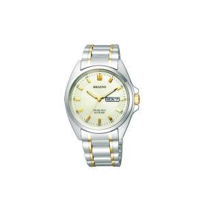 【7年保証】シチズン レグノ メンズ 男性用腕時計  ソーラーテック腕時計 【KH5-714-31】(国内正規品)|mmco